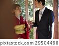 wedding, kimono marriage, groom 29504498