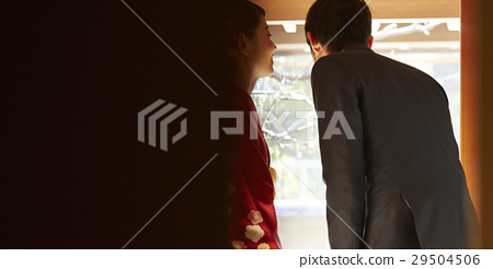 kimono marriage, female, females 29504506