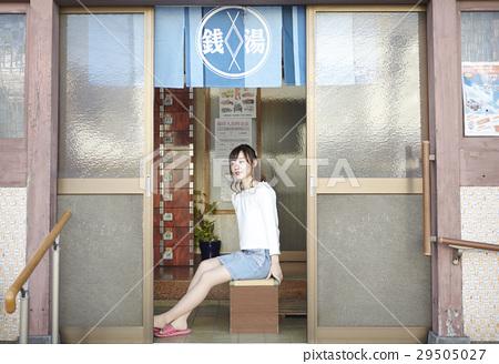 Sento girls entrance women 29505027