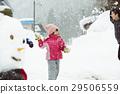 雪国 儿童 孩子 29506559