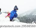雪国 儿童 孩子 29506560