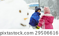 snow country, younger, two people 29506616
