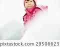 雪国 儿童 孩子 29506623