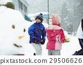 雪国 儿童 孩子 29506626