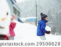 雪国 儿童 孩子 29506628