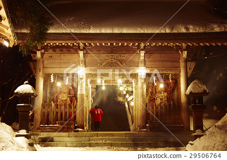 靖國神社在晚上 29506764