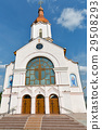 St. Ilya Church in Chynadievo, Western Ukraine. 29508293