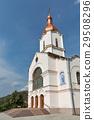 St. Ilya Church in Chynadievo, Western Ukraine. 29508296