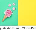 ice, cream, flowers 29508859