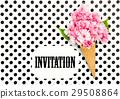 ice, cream, flowers 29508864