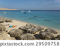 海灘 沙子 休假 29509758