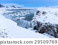 Gullfoss waterfall southwest Iceland 29509769