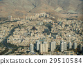 Aerial view of Tehran, the capital city of Iran 29510584