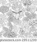 矢量 矢量图 珊瑚 29511200