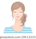 female, lady, woman 29513233