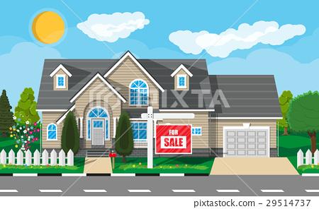 Private suburban house. Real estate 29514737