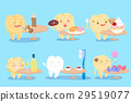tooth with decay problem 29519077
