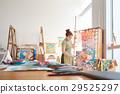 Hangign canvas 29525297