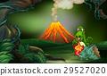 화산, 생활, 배경 29527020