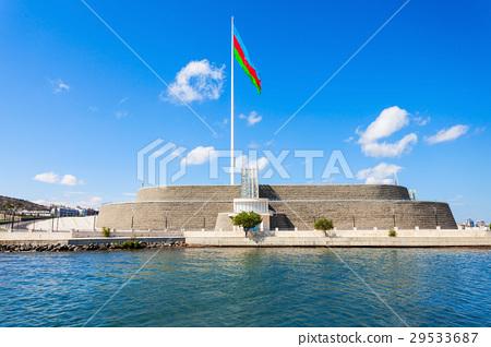 National Flag Square, Baku 29533687