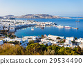 Mykonos island in Greece 29534490
