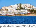Naxos island aerial view 29534525