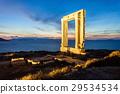 Portara Palatia, Naxos island 29534534