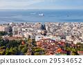 Thessaloniki aerial panoramic view 29534652