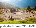 Delphi ancient sanctuary, Greece 29534691