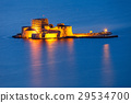Bourtzi castle in Nafplio 29534700