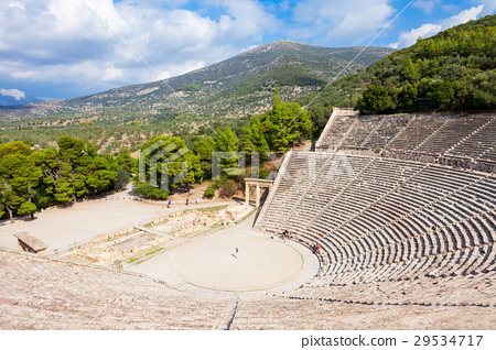 Epidaurus Ancient Theatre, Greece 29534717