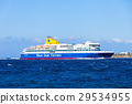 Blue Star ferry, Greece 29534955