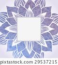 花香 框架 邊框 29537215