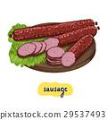 sausage, grilled, wurst 29537493
