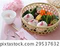 Sakura onigiri的樱花午餐盒 29537632