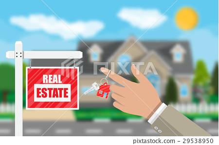 Private suburban house. Real estate 29538950