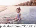 海灘 女孩 少女 29539812