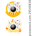 Bowling Sport vector 29540838