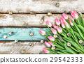 復活節 蛋 花朵 29542333
