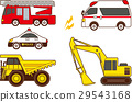 heavy vehicles, vector, vectors 29543168