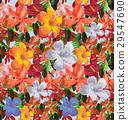 floral seamless pattern 29547690