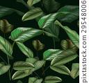 leaf seamless pattern 29548006