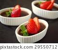 布丁 甜食 糕點 29550712