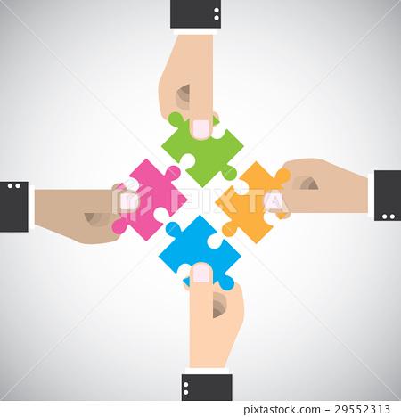 Four organization cooperation 29552313