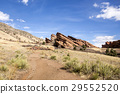 red rock, red rocks park, sandstone 29552520