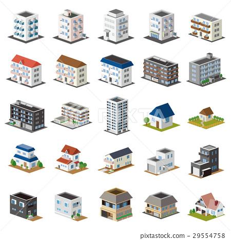 3D公寓/獨立式住宅 29554758