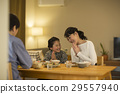family, evening, meal 29557940