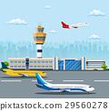 機場 向量 向量圖 29560278