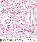 fashion vector seamless 29566739