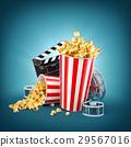 팝콘, 영화, 영화관 29567016